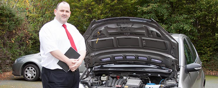 Car Inspections Services Ireland